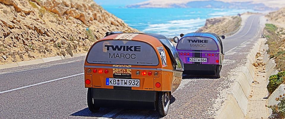 TWIKE MAROC